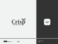 Crisp Decor - LogoCore Thirty Logo Challenge