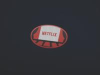 Netflix Jacket Patch Design