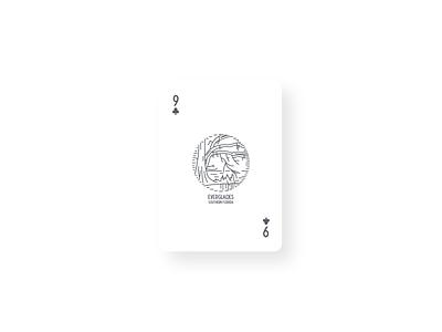 Everglades Vintage Card Design national park florida design vintage card everglades