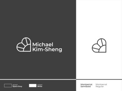 Michael Kim-Sheng Logo Concept