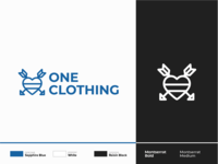 OneClothing Abstract Logo Design