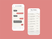 Messaging UI - Daily UI #013