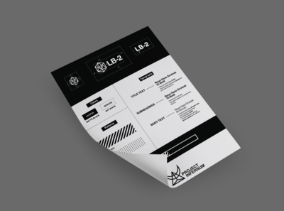 LB-2 Brand Guideline