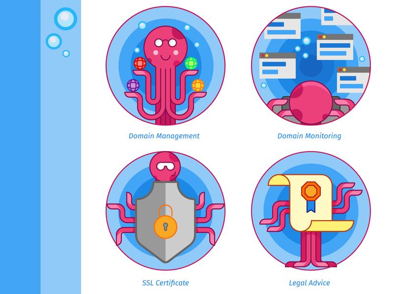 Web Icons Illustration vector illustrator web mobile icondesign ui flat design illustration icon