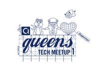 Graphic for Inaugural Queens Tech Meetup