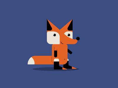 character design- Fox
