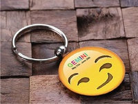 Key Chain Design | Smiley | Gemini