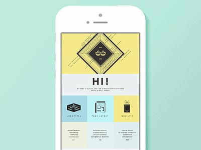 Website website layout design inspiration