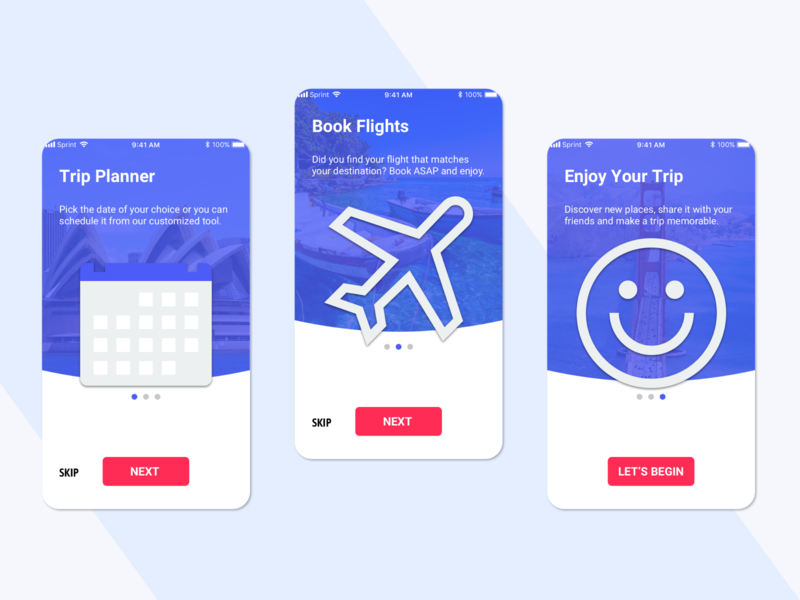Travel App UI travel ui  ux ui design typography web icon vector design app sketch ui