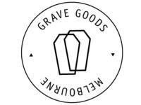 Grave Goods - stamp logo