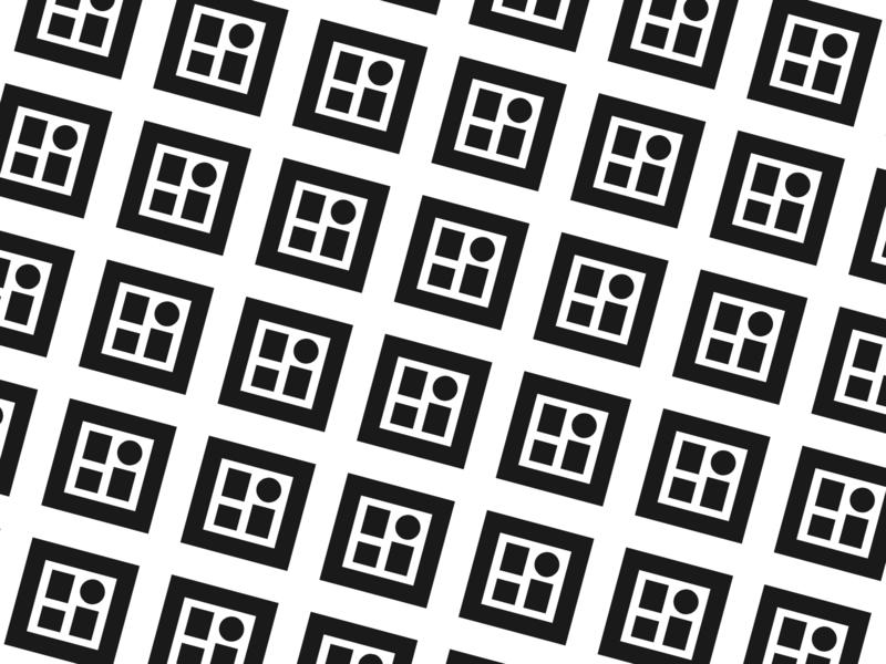 Boldstorming - Personal identity avatar patten branding design vector illustration