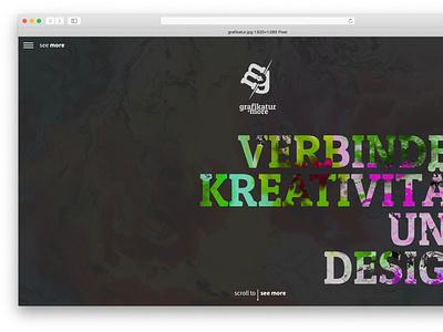website draft logo design website screendesign