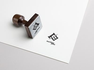 matthias penz draft typography branding logo
