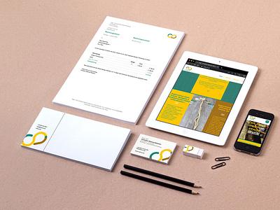 csb Consulting web website screendesign print branding logo design