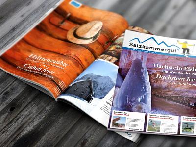 Mockup salzkammergut4 print branding logo design editorial design