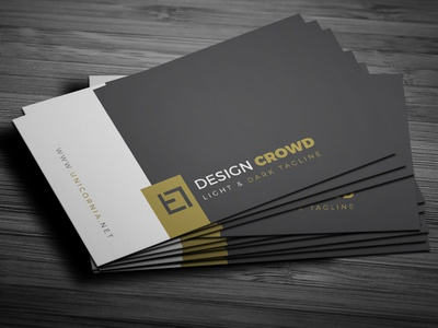 Free Minimal Business Card Download