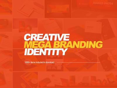 Monoface |  Branding Identity Mega ID Pack Bundle