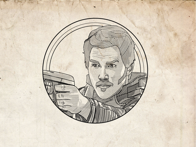 Starlord Badge Design