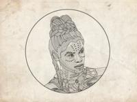 Shuri Line Illustration
