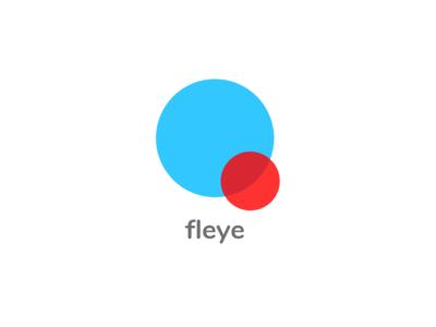 Fleye - Smart Eyewear Logo Concept