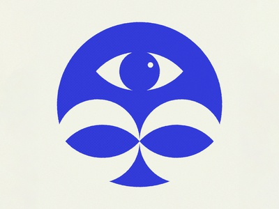 Third eye curiouskurian abstract illustrator artprint editorial minimal thirdeye illustration