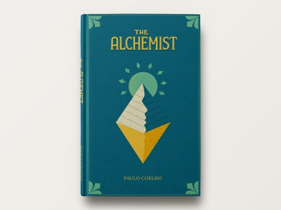 The Alchemist | Book Cover Tribute novel print editorial curiouskurian tribute illustrator book cover design cover art book cover art book cover book the alchemist