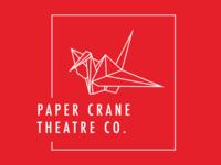 Paper Crane Theatre Logo