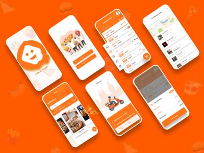 Online Food Order Mobile App