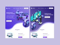 Agency Website Header-1
