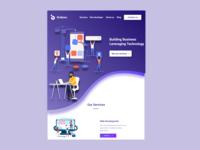 Agency Website Header-3