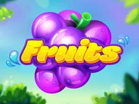 Fruits Videoslot