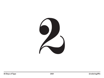 36 Days of Type - 2 type type design hand lettering vector design minimal lettering typography 36dot 36 days of type 36daysoftype08 36daysoftype