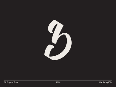 36 Days of Type - 3 vector hand lettering design type minimal lettering typography 36dot 36 days of type 36daysoftype08 36daysoftype