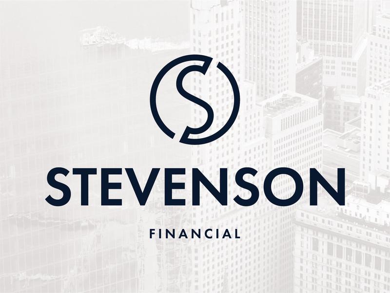 Stevenson Financial Logo