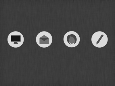 Navigation Icons icons icon grayscale
