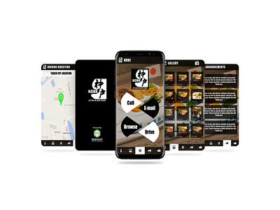App UI Design app ux ui ineraction design graphics graphic design art direction vector flat design