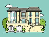 San Francisco Estate — Home Series