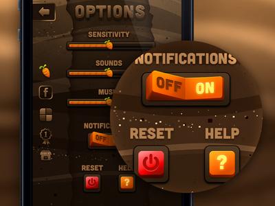 DigDat Options