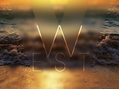 West Siiide sf wangmander cali west ocean blur w sunset wave