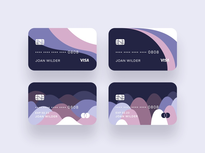 Free Credit Card Templates vector sketch credit card template wangmander