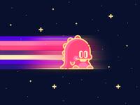 Cosmic Bubble Bobble