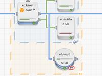 Updated new node view