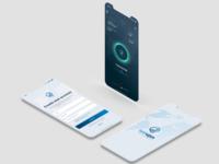 VPN App UI Design
