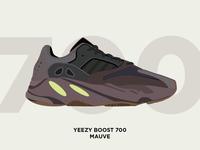 Yeezy Boost 700 Mauve
