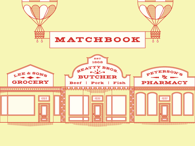 Matchbook Specimen