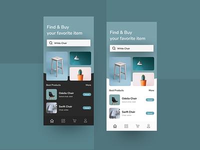 Home Shopping UI ui design modern dailyui ui minimal clean app uidesign figmadesign figma designui design