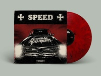 Record cover - Speed