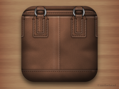 My Bag Icon for iPhone :)