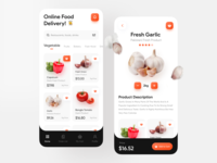 Groceries Shopping Mobile App groceries food app ios app app ui user experience app design minimal grocery delivery food and drink vegetable imran online shop online shopping food delivery app food design food app ui grocery app grocery store grocery e commerce