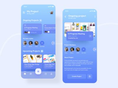 Todo App UI Design